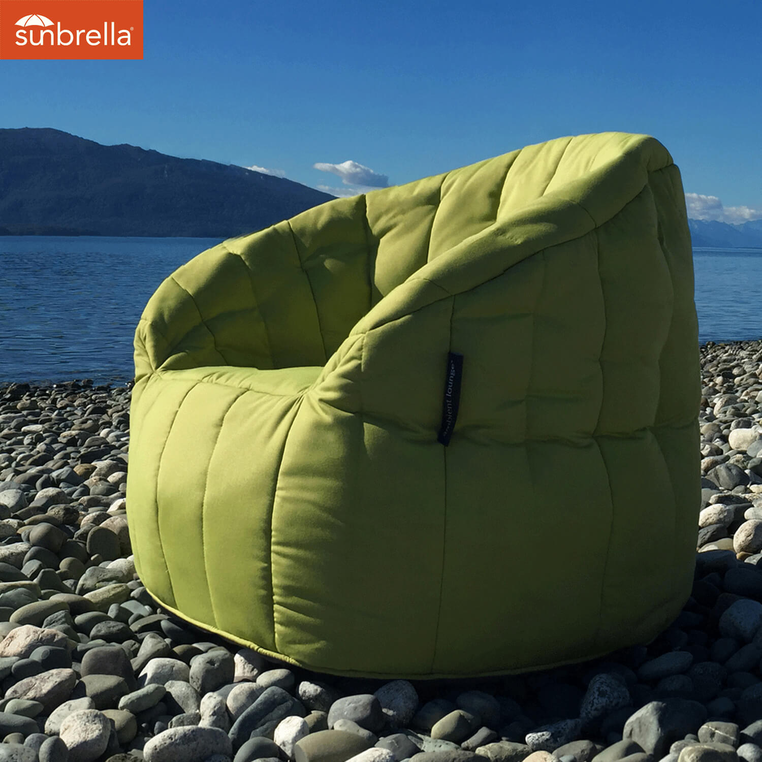 Outdoor Bean Bags Butterfly Sofa Limespa Sunbrella