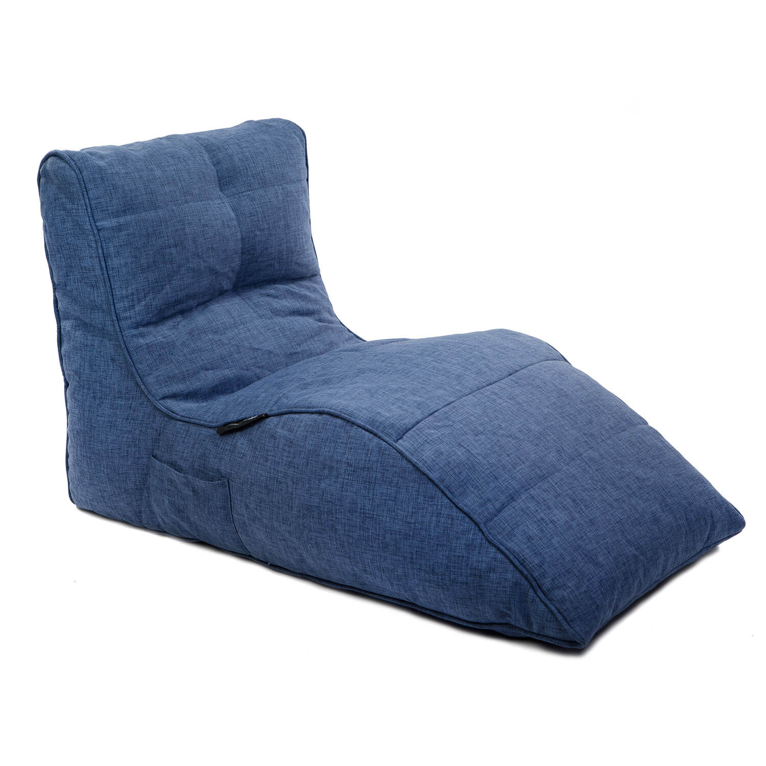 Home Cinema Indoor Bean Bag Avatar Lounger Blue Jazz