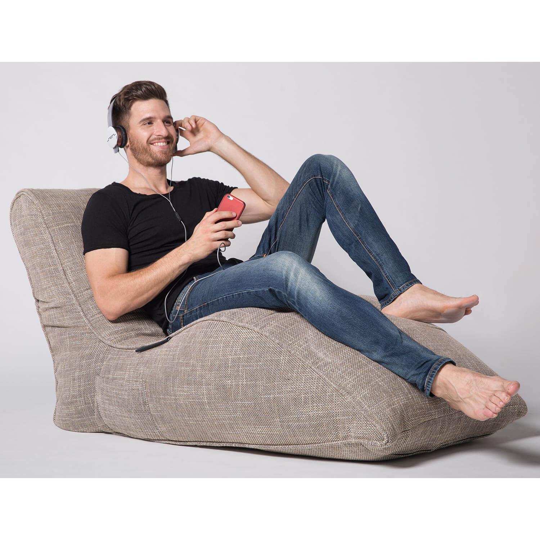 ... Beige Avatar Bean Bag Sofa ...