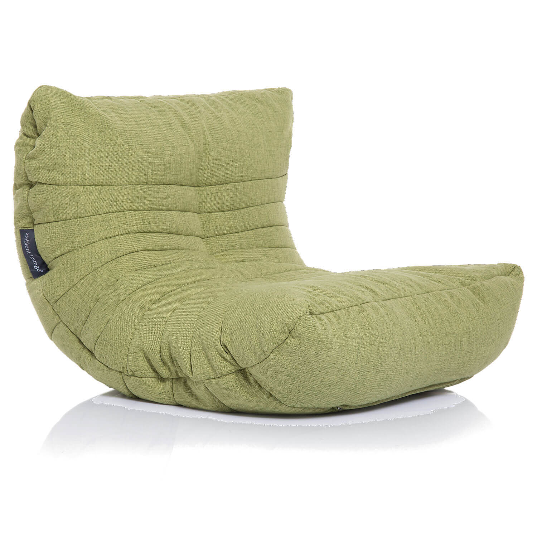 Interior Bean Bags Acoustic Sofa Lime Citrus Bean