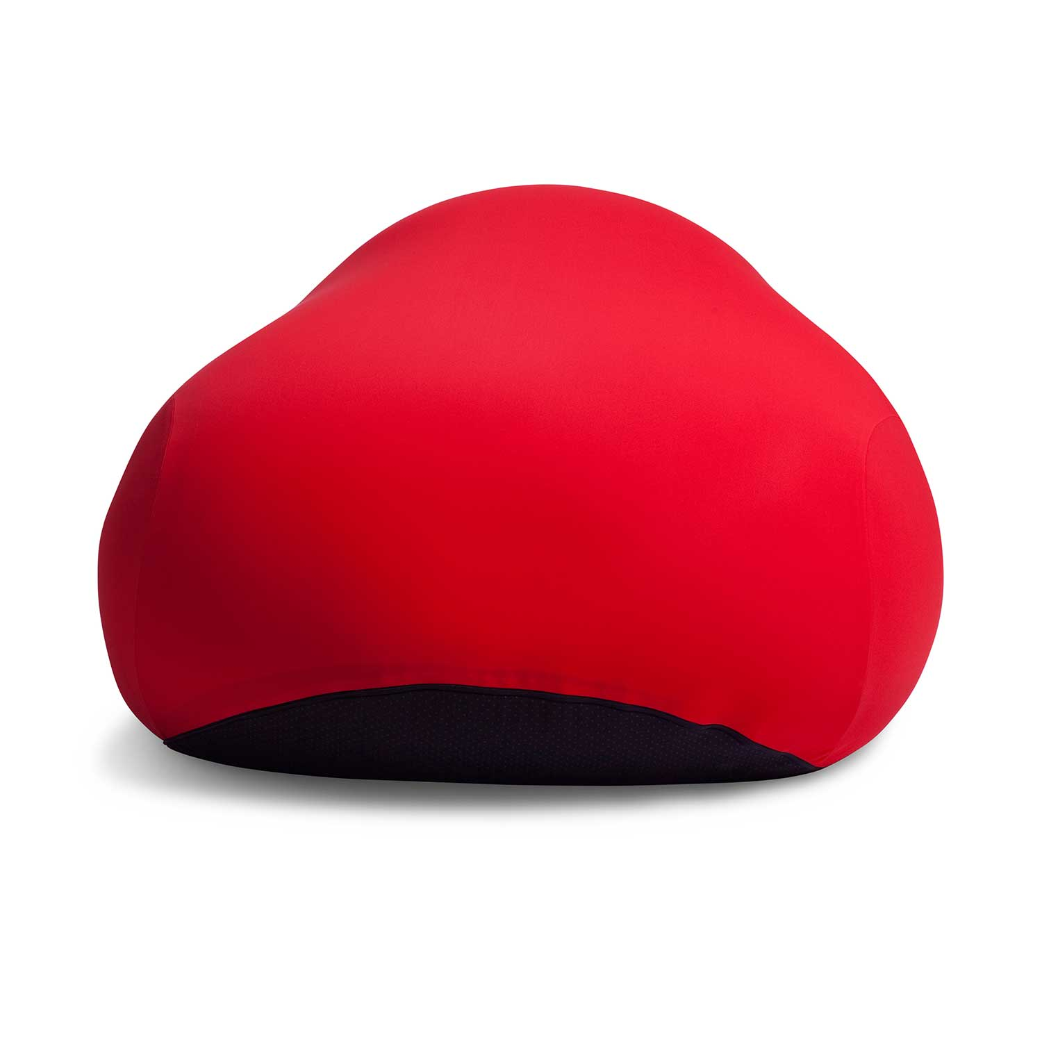 Space Pod Roulette Red Lycra Microbead Bean Bag Chair