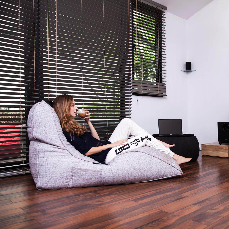 Home Cinema Indoor Bean Bag Avatar Lounger Tundra