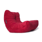 Red Acoustic Bean Bags - Ambient Lounge