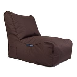 brown evolution bean bag