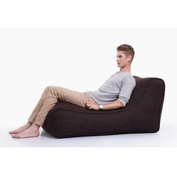 Brown Lounger Bean Bag - Ambient Lounge