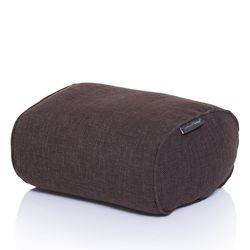 brown ottoman bean bag new zealand