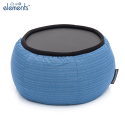 blue versa table bean bag