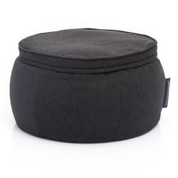 Black Wing Ottoman  Bean Bags - Ambient Lounge