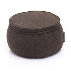 Brown Wing Ottoman  Bean Bags - Ambient Lounge
