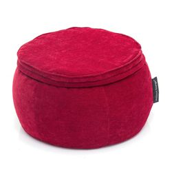 Red Wing Ottoman  Bean Bags - Ambient Lounge