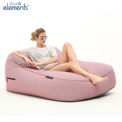 pink giant bean bag chair