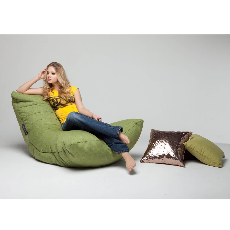 Interior Bean Bags Acoustic Sofa Lime Citrus