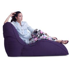 violet avatar bean bag