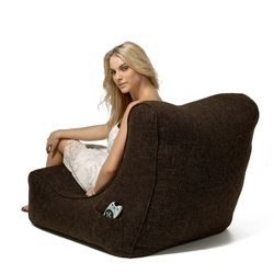 Brown Evolution Bean Bags - Ambient Lounge