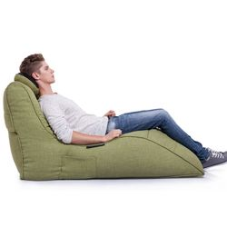 Green Avatar Bean Bag Sofa