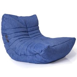 Blue Jazz Acoustic Bean Bags - Ambient Lounge