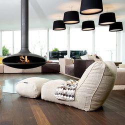 Beige Evolution Bean Bags - Ambient Lounge