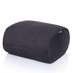 black ottoman bean bag new zealand