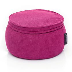 Pink Wing Ottoman  Bean Bags - Ambient Lounge